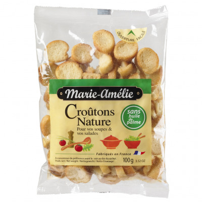 Croutons nature 100g (Marie-amelie)