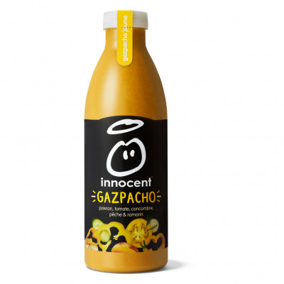 Innocent gazpachos jaune 750ml (Innocent)