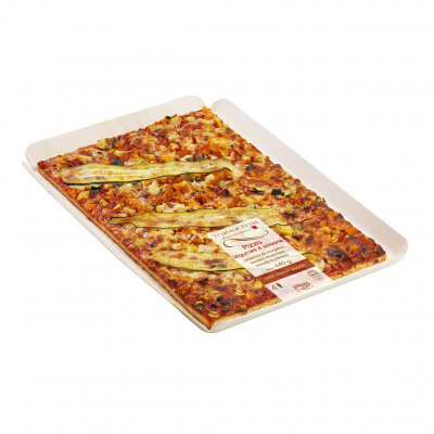 Pizza légumes 4 saisons 640g (Pierre clot)
