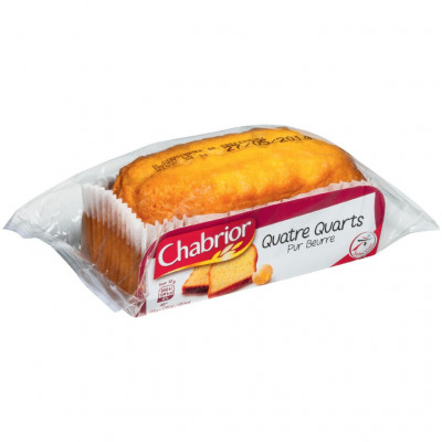 Quatre quarts pur beurre (Chabrior)