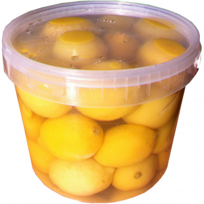 Citron confit (Tropic apero)