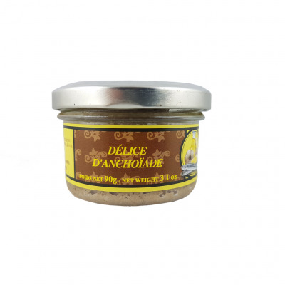Crème d'anchoiade 90g (Le vieux bistrot)
