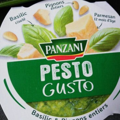Pesto gusto (Panzani)
