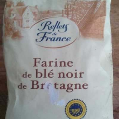 Farine de blé noir de bretagne (Reflets de france)