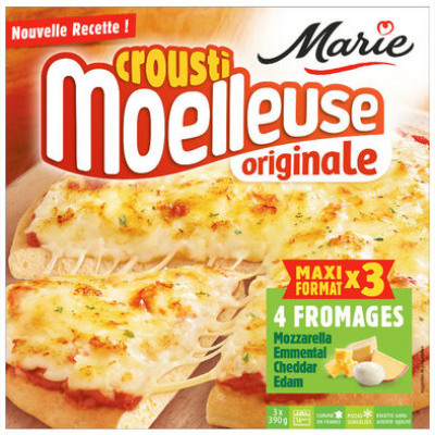 Croustimoelleuse originale 4 fromages (Marie)