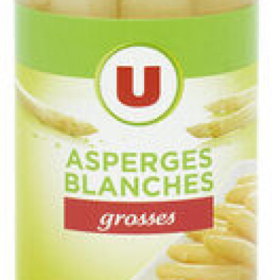 Asperges blanches grosses (U)