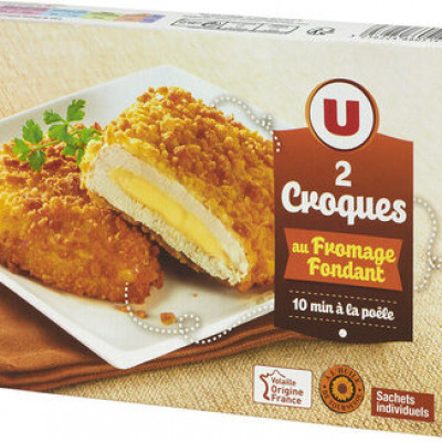 Croque fromage (U)