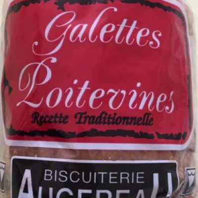 Galette poitevines (Biscuiterie augereau)