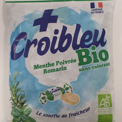 Croibleu bio menthe/romarin (Croibleu)