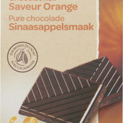 Chocolat noir (Carrefour)