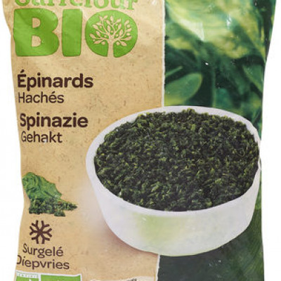 Epinards (Carrefour)