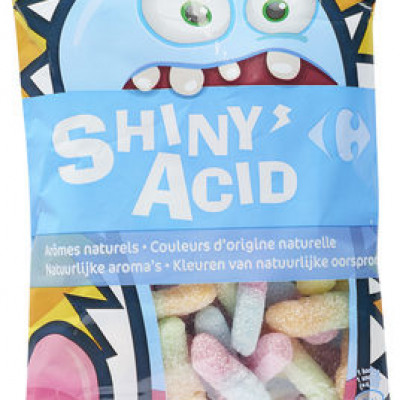 Shiny' acid (Carrefour)