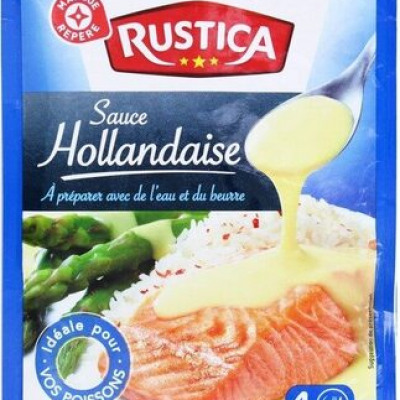 Sauce hollandaise déshydratée (Rustica)