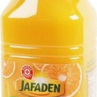 Pressés orange pulpé (Jafaden)