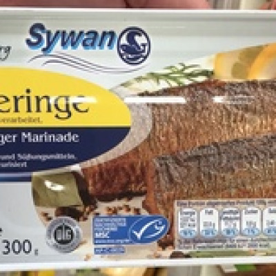 Bratheringe in feinwurziger marinade (Sywan)