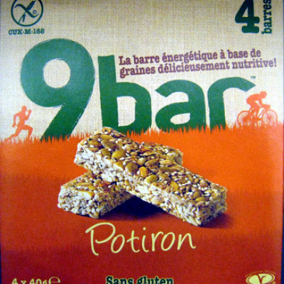 Potiron sans gluten (9bar)