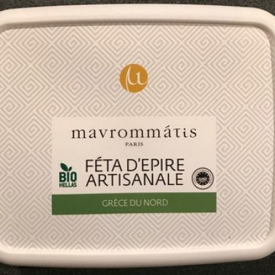 Féta d'epire artisanale (Mavrommatis)