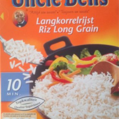 Riz long grain (Uncle ben's)