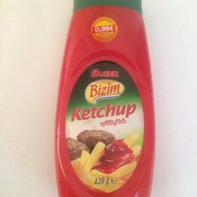 Ülker bizim mutfak ketchup (ülker)