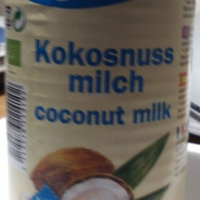 Kokosnuss milch (Terrasano)